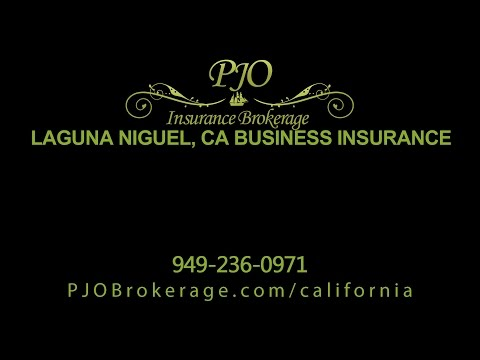 Laguna Niguel Business Insurance Services