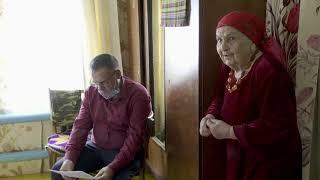 Баек авылында гомер итүче Бөек Ватан сугышы ветераны Гыйндулла Сәхип улы Сәхиповка 100 яшь тулды.