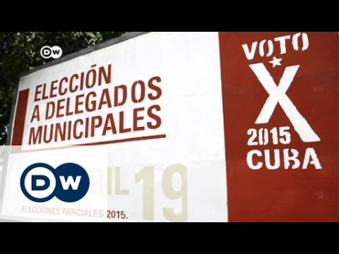 Government Opponents Run In Cuban Municipal Elections | Journal