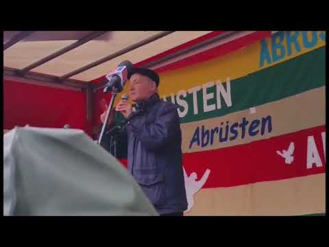 Stop the WAR in Yemen -  31.03.2018 Ostermarsch Berlin