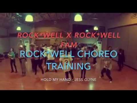 ROCK*WELL CORE X FAM - Hold My Hand (Jess Glyne)