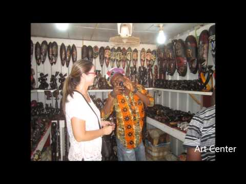 Ghana Travel and Potters Village