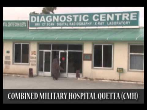 Combined Military Hospital - Quetta Pakistan
