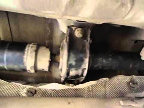 Реставрация карданного вала Ниссан