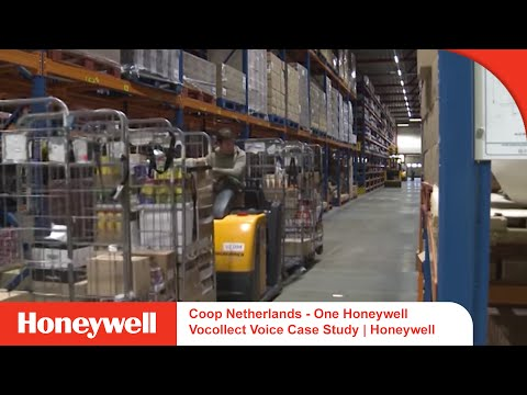 Coop Netherlands - One Honeywell Vocollect Voice Case Study | Honeywell