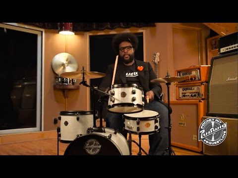 Ludwig Pocket Kit by Questlove