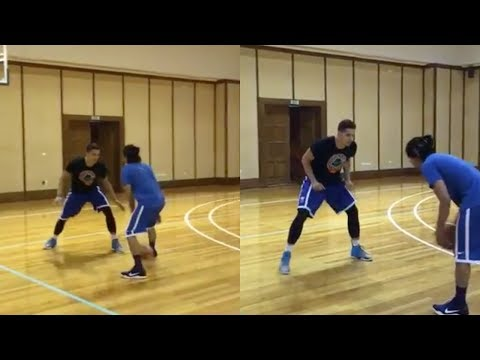 Marc Pingris vs Terrence Romeo