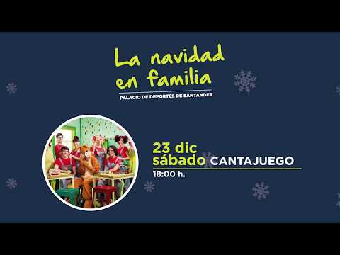 La Navidad en Familia - Cantajuegos