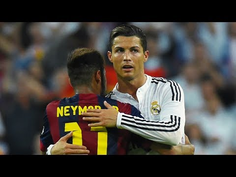 This Is Why Ronaldo Hate Neymar ● 4 Things Neymar Can Do And Ronaldo Can't!