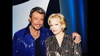 Johnny Hallyday et Sylvie Vartan Le bon temps du Rock'n'Roll France 2 24 10 1998