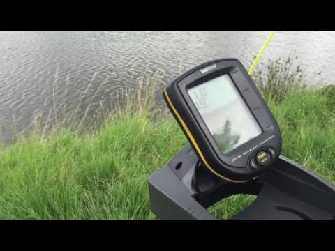 #BaitCruiser #Drone With Smartcast Fishfinder For Carp Fishing