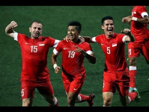 FULL MATCH: Semi Final: Singapore vs Philippines (2nd Leg) - AFF Suzuki Cup 2012