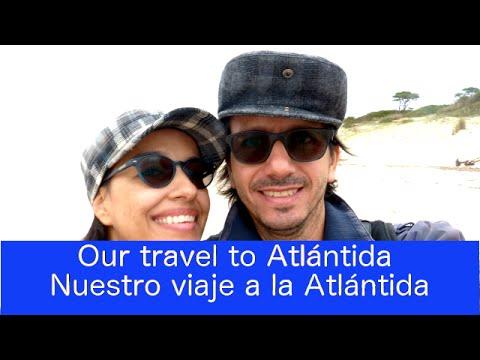 Our travel to Atlantida, Uruguay. (Nuestro viaje a la Atlántida)