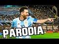 Canción Ecuador vs Argentina 1-3 (Parodia Criminal - Natti Natasha x Ozuna)