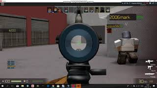 ROBLOX CS: GO #1-W/mark-at least it went well!