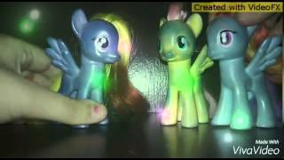 Mlp Pmv-shooting stars (toy version)