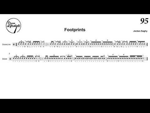 Footprints | Learn Our Lick