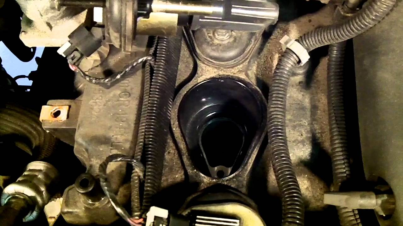 How to change spark plugs Chevy Trailblazer 2005 and later ...