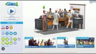 The Sims 4-Atualização/Novo Menu Principal