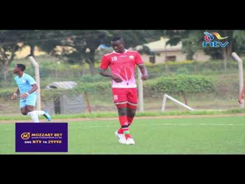 Kenya held 2-2 by Tanzania at the U20 CECAFA Challenge Cup