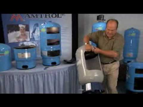 How To Hook Up A Water Softener Diagram 1997 Volkswagen Jetta Radio Wiring Well Tank Basics: System Overview And Pressure Designs - Youtube