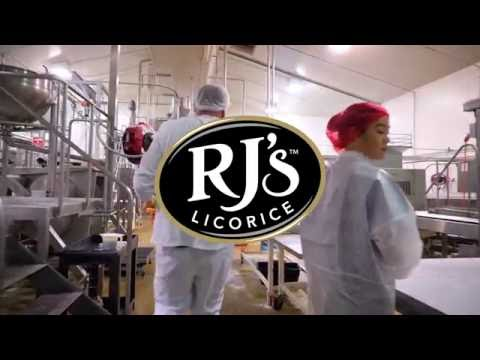 RJ's World's Largest Licorice Allsort