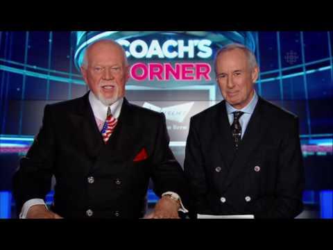 NHL Coach's Corner November 12th, 2016 HD