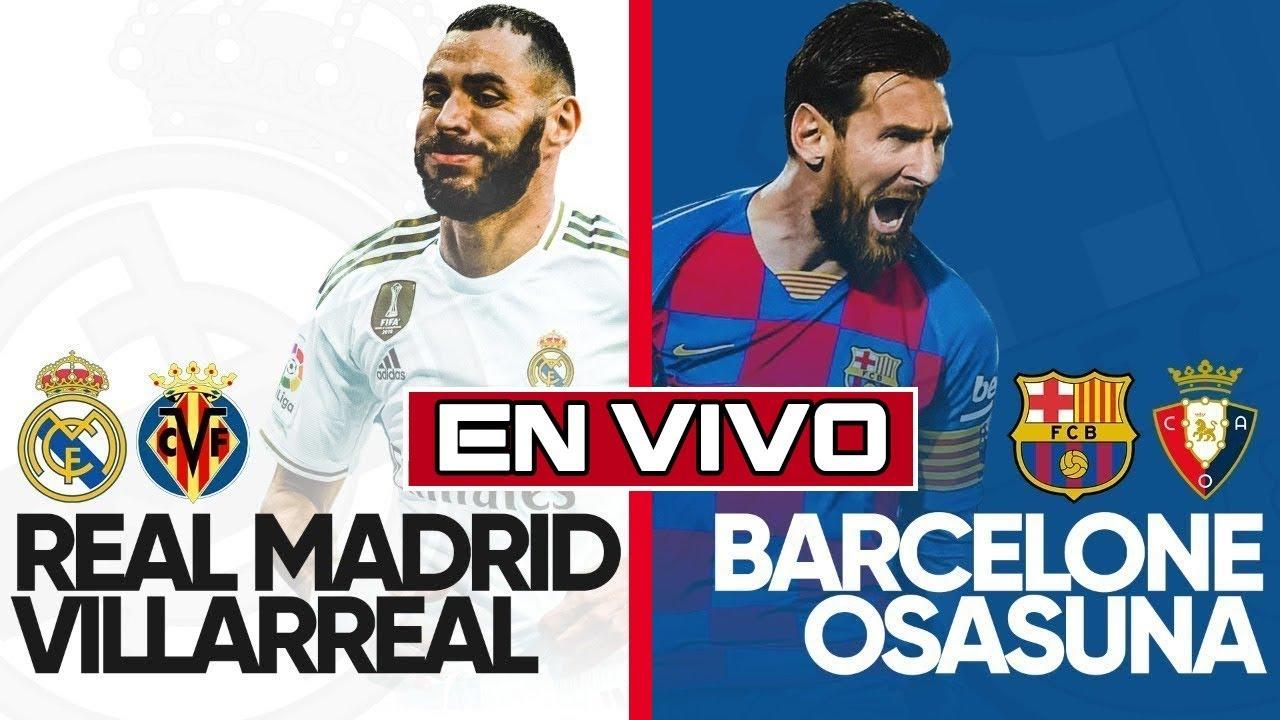REAL MADRID VS VILLARREAL - EN VIVO ...