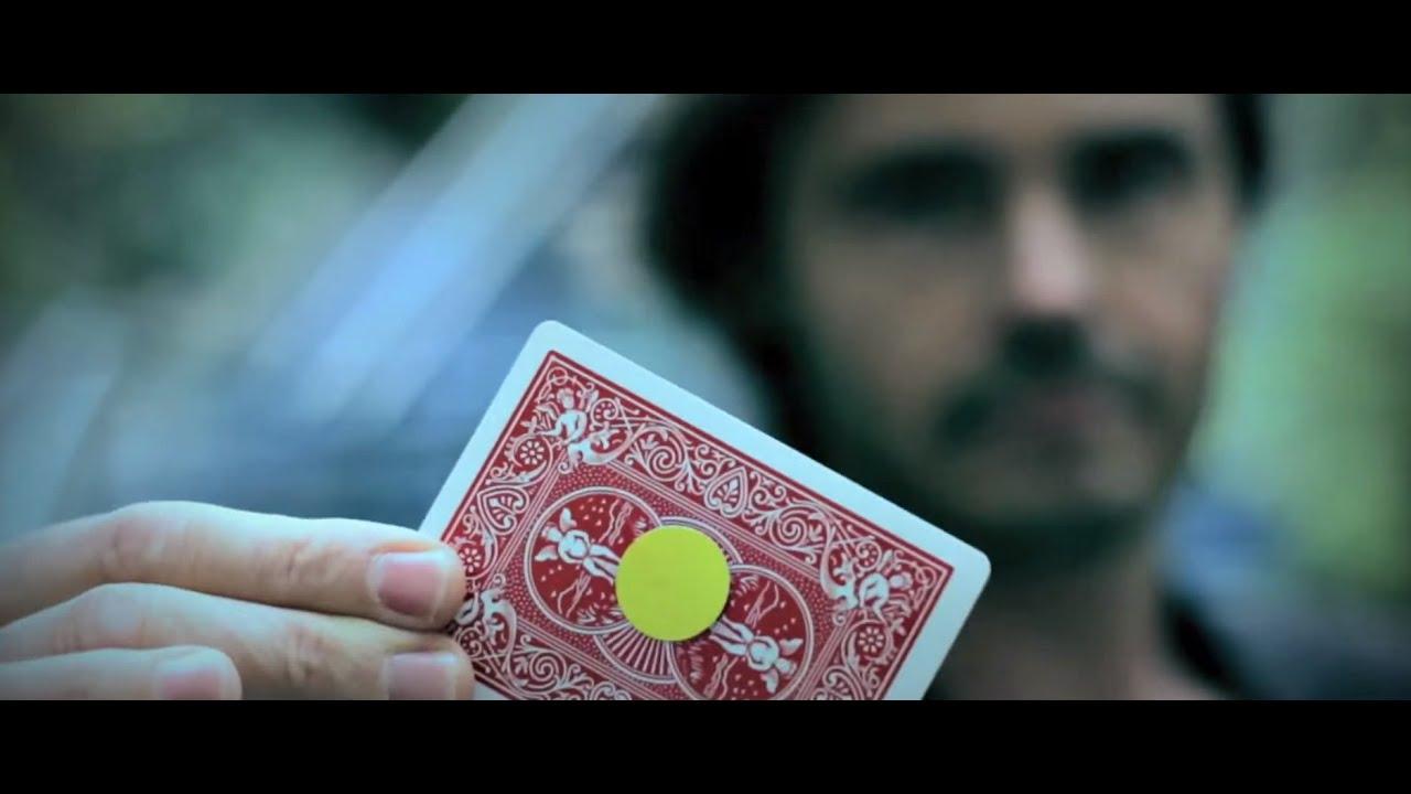 tour de magie carte apparition