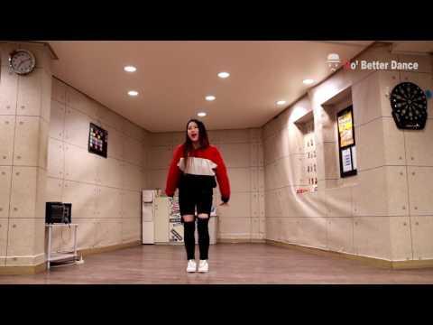 DẠY NHẢY   Rookie  레드벨벳 Redvelvet