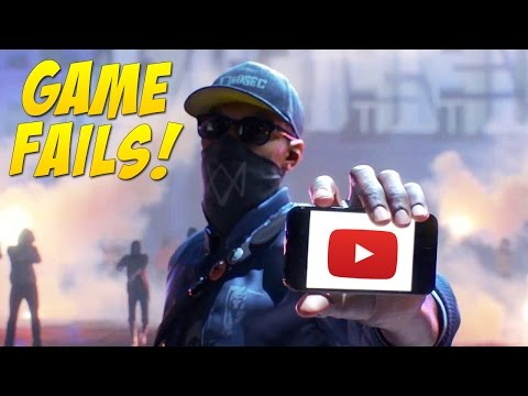 Hacking Gone Wrong! (Game Fails #114)