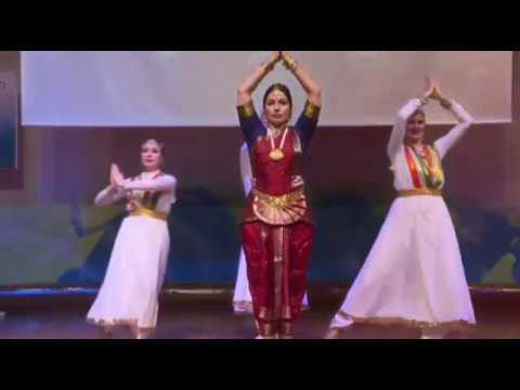 Vande Mataram, Indivara - indian classical dance school