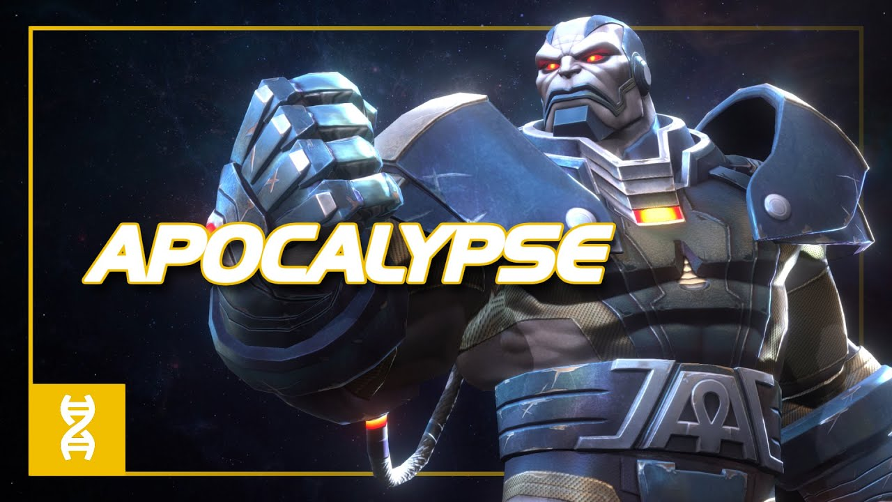 Apocalypse Special Moves | Marvel Contest of Champions