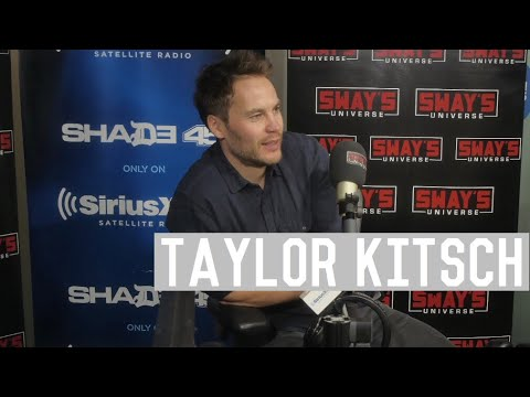 Taylor Kitsch Talks About His Role as David Koresh in New Miniseries 'Waco'