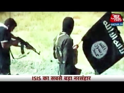 Vardaat: ISIS Mass Murders 175 Civilans In Syria