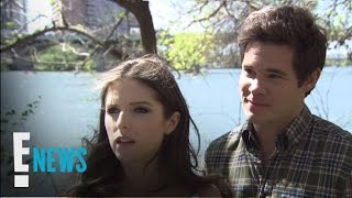 """Anna Kendrick and Adam Devine Play """"Shag, Marry or Kill""""   Celebrity Spotlight   E! News"""