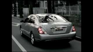 Renault Samsung SM5 2008 Woman commercial (korea)