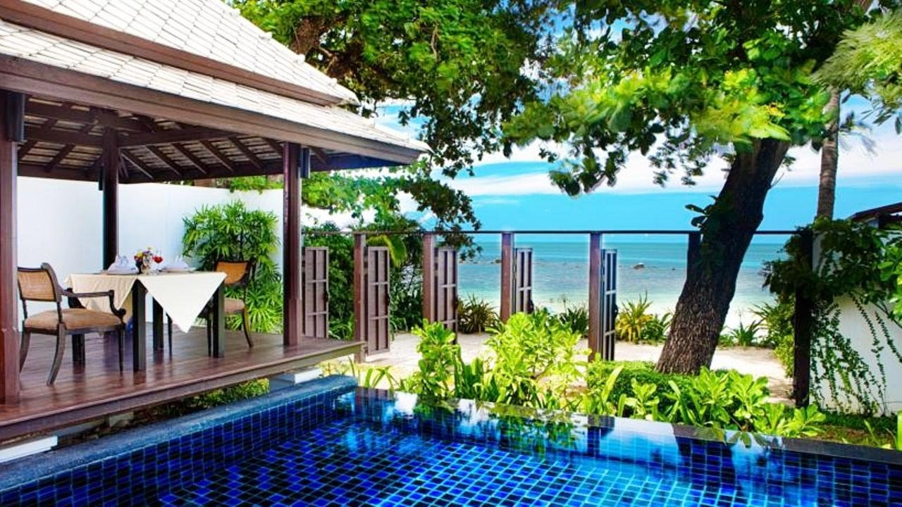 Chaweng Garden Beach Resort, Chaweng Beach, Thailand - YouTube