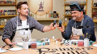 A Chink in the Armor | G&S Painters Guild | Season 2, Episode 11