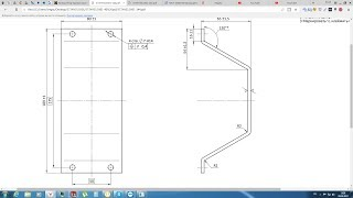 Solidworks. Урок 22.3 Чертёж от вида до тех требований по ЕСКД - создание чертежа