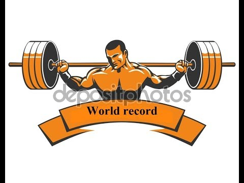 "The world record in the exercise ""Squat with 68.75 kg on the number of repetitions."""