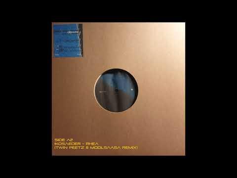 Ikosaeder - Rhea (Twin Peetz \u0026 Moolsaasa Remix) Side A2