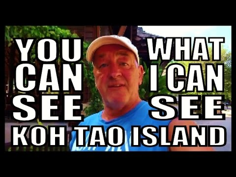"Koh Tao Sariee Beach Thailand. ""Amazing walk through"" with Geoff Carter"
