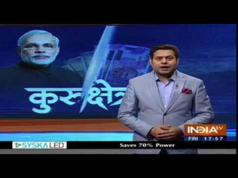 Kurukshetra: 1 February, 2019: Is Budget 2019 PM Modi's Surgical Strike On The Opposition ?