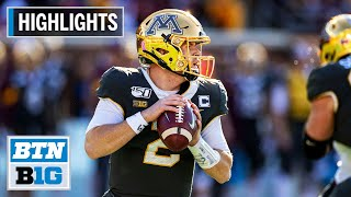 Highlights: Gophers Top Terps, Remain Undefeated   Maryland At Minnesota   Oct. 26, 2019