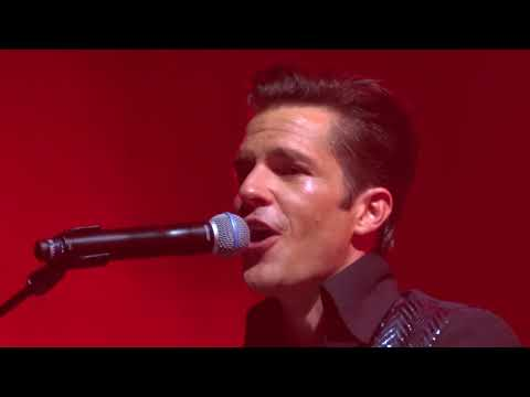 THE KILLERS Andy You're A Star - Brixton, O2 Academy  - 12.09.2017