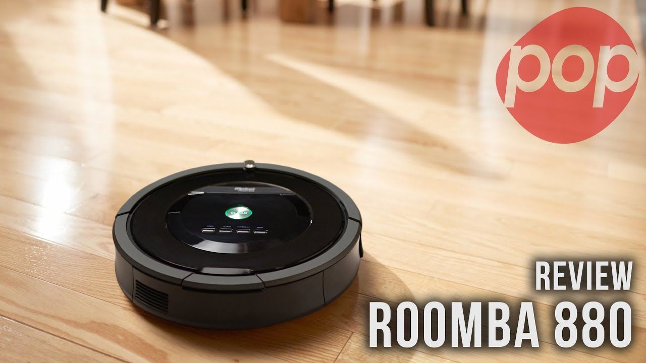 Irobot Roomba 880 Review Youtube