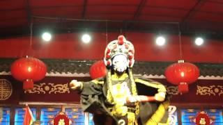 Costume Changing at Sichuan Opera, Shu Feng Ya Yun