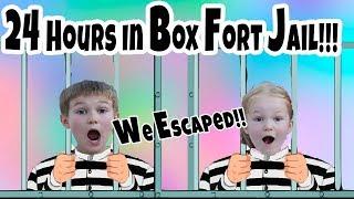 box fort challenge