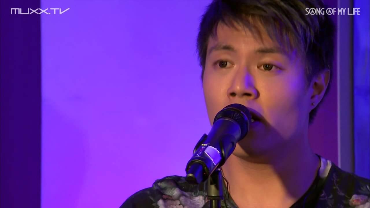Supertalent Gewinner Jay Oh Beim Wohnzimmerkonzert Song Of My Life